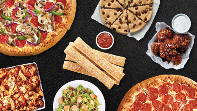 Pizza Hut Canada Introduces New 5 Flavour Menu Canadify