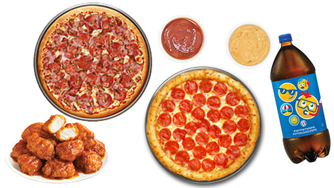 Pizza Hut Canada Offers $32.99 Game Day Meal Deal