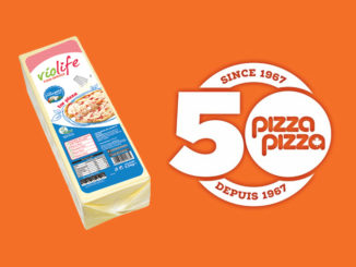 Pizza Pizza Launches New Dairy-Free, Vegan Cheese