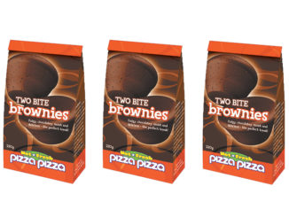 Pizza Pizza Offers Free Bag Of Brownies When Using Masterpass Through April 30, 2017