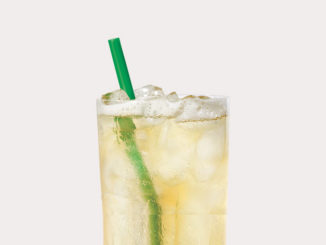 Starbucks Canada Introduces New Teavana Shaken Iced White Tea