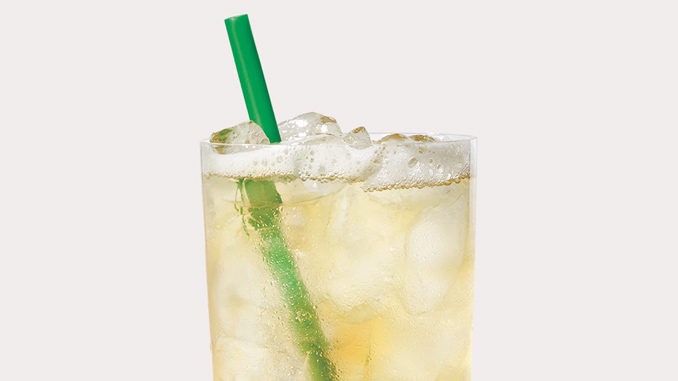 Starbucks Canada Introduces New Teavana Shaken Iced White Tea