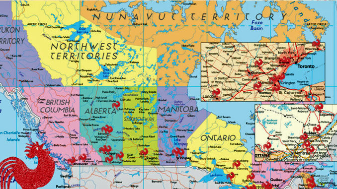 Sunrise Records Reveals 29 New Locations Set To Open Across Canada