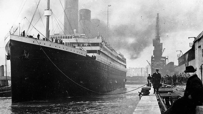 Titanic: New Evidence Coming To Discovery Canada On April 9, 2017