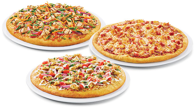 Boston Pizza Adds 3 New Pizzas To The Menu