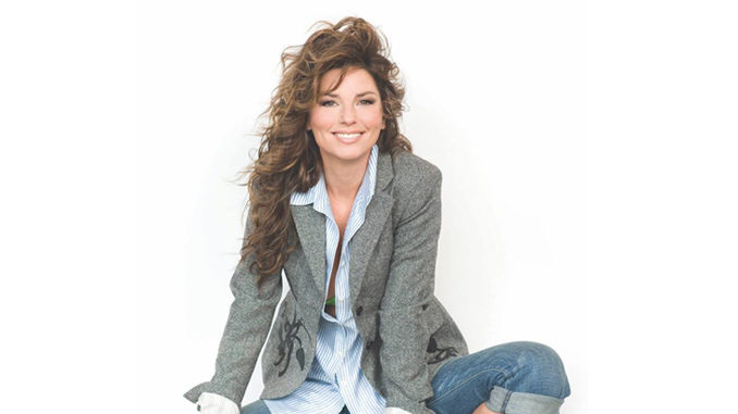 Canada's Shania Twain Joins The Voice