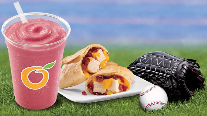 Dairy Queen Canada Offers $1 Snack Melt With Premium Fruit Smoothie Purchase