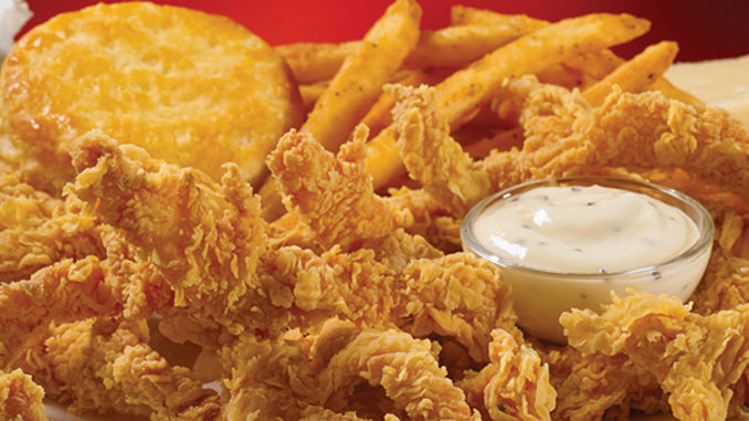 Popeyes Canada Introduces New Garlic Pepper Wicked Chicken