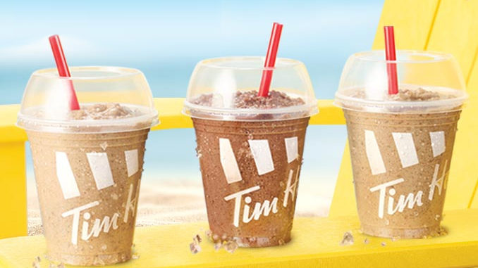 Tim Hortons Offers Iced Capp Drinks For $1.99