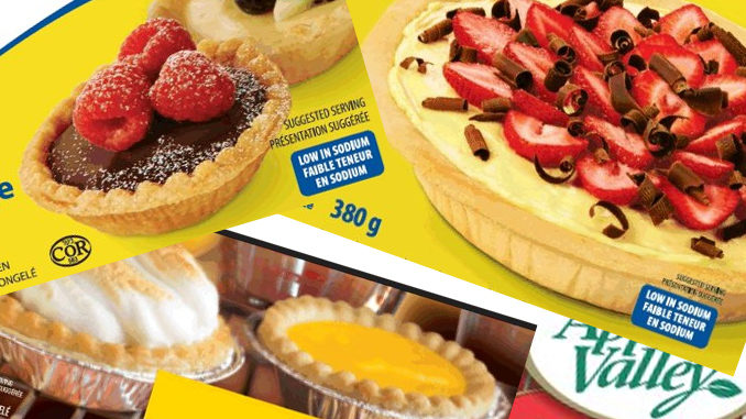 Various Brands Of Pie And Tart Shells Recalled Due To E. Coli Contamination