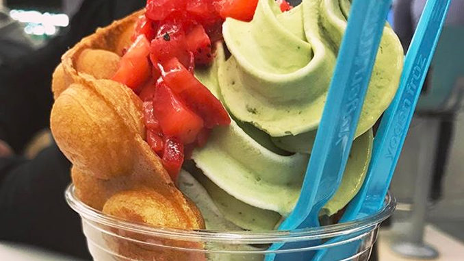 Yogen Fruz offers a taste of Hong Kong with the introduction of new Hong Kong Waffles at participating locations.