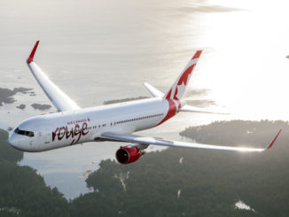 Air Canada Rouge Begins Rolling Out High-Speed Internet Service