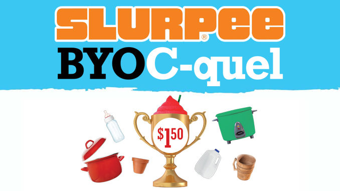 Bring Your Own Cup Day Returns To 7-Eleven Canada On May 19, 2017