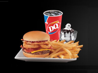 Dairy Queen Canada Serves Up New Western BBQ Bacon Cheeseburger
