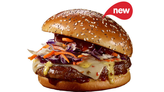 McDonald's Canada Introduces New Smokehouse BBQ Angus