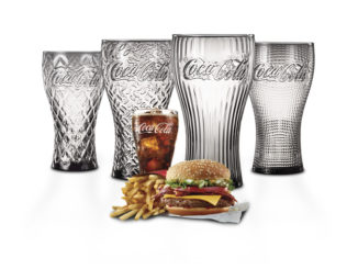 McDonald's Canada Is Giving Away Limited-Edition Coca-Cola Glasses