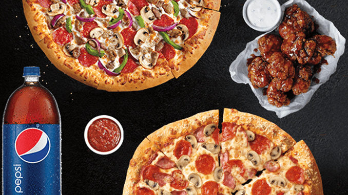 Pizza Hut Canada Bring Back The $32.99 Game Day Meal Deal