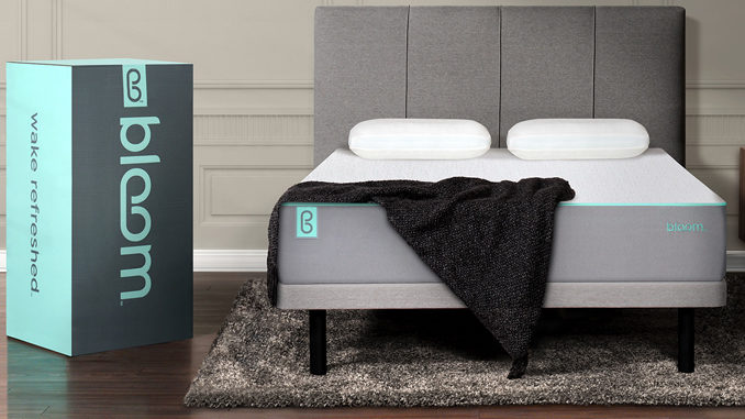 Sleep Country Canada Introduces New Bloom Mattress In A Box