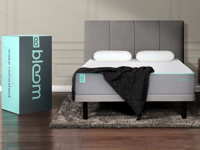 Sleep Country Canada Introduces New Bloom Mattress In A