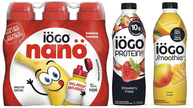 Iogo Yogurt Products Recalled Over Risk The Contain Pieces Of Plastic