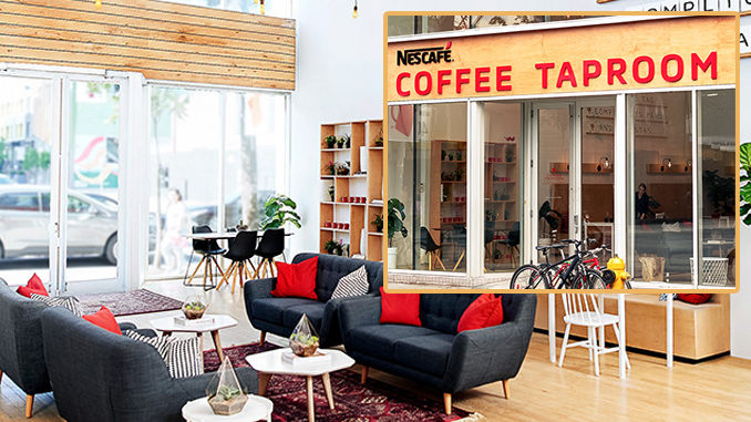 Nescafé Canada Tests Coffee Shop That Doesn't Sell Coffee