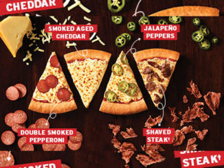 Pizza Hut Canada Adds Four New Toppings To The Menu