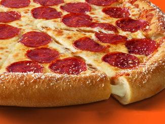 Little Caesars Canada Introduces New $9 Stuffed Crazy Crust Pizza