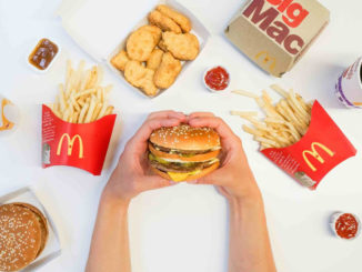 McDonald's Canada Partners With UberEATS For McDelivery Service In Canada