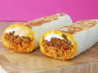 Taco Bell Canada Introduces New Cheddar Jalapeno Quesarito