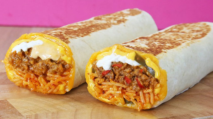 Taco Bell Canada Introduces New Cheddar Jalapeno Quesarito - Canadify-6631
