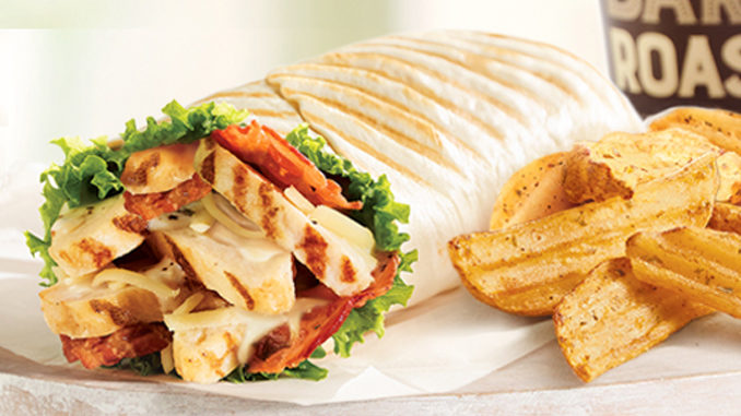 Tim Hortons Introduces New Chicken Caesar Wraps