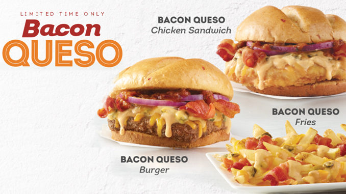Wendy's Canada Adds New Bacon Queso Chicken Sandwich, Bacon Queso Burger And Fries
