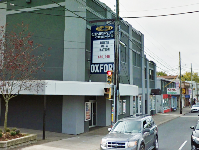 Halifax 39 s iconic oxford theatre closing its doors on for Cucina moderna halifax closing