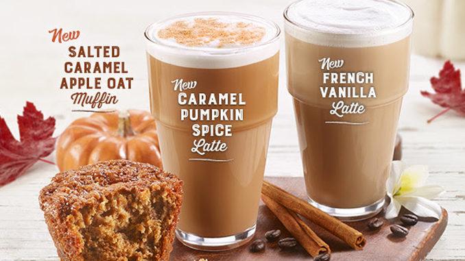 McDonald's Canada Unveils 2017 Fall Flavours Menu