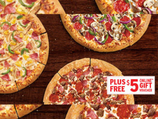 Pizza Hut Canada Brings Back $5 $5 $5 Deal Through October 16, 2017