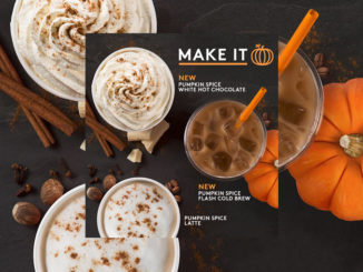 Pumpkin Spice Returns To Second Cup For Fall 2017
