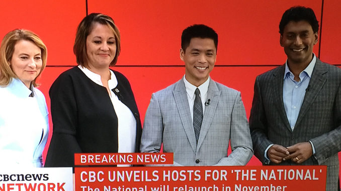 Rosemary Barton, Ian Hanomansing, Adrienne Arsenault And Andrew Chang To Host CBC Flagship News Program 'The National'