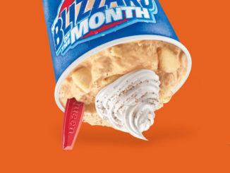The Pumpkin Pie Blizzard Returns To Dairy Queen Canada