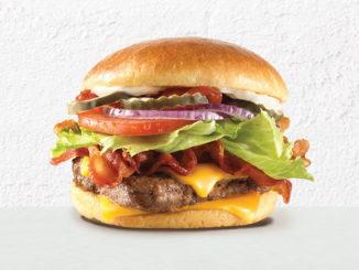 $4 Bacon Deluxe Cheeseburger At Wendy's Canada Through September 14, 2017