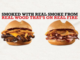 Arby's Canada Serves Up Smokehouse Pork Belly And Smokehouse Brisket Sandwiches