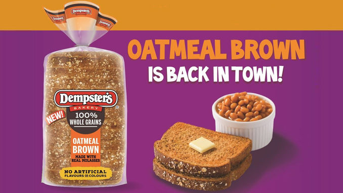 Dempster's Brings Back Oatmeal Brown Bread For A Limited Time