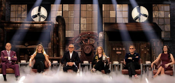 Dragons' Den Season 12