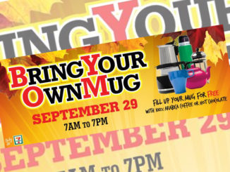 Fill Up Your Mug For Free At 7-Eleven Canada On September 29, 2017