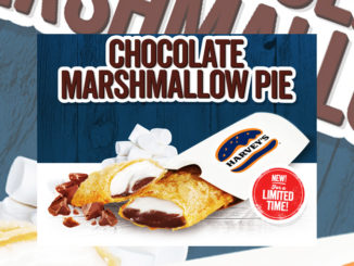 Harvey's Debuts New Chocolate Marshmallow Pie