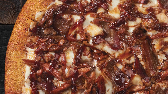 Little Caesars Canada Debuts New BBQ Smokehouse Pizza