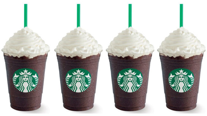 Starbucks Canada Launches New Dark Mocha Frappuccino