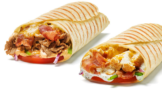 Subway Canada Introduces New Grilled Wraps