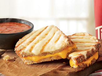 Tim Hortons Introduces New Artisan-Style Grilled Cheese