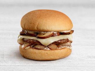 $3.45 Mushroom Mozza Buddy Burgers At A&W Canada