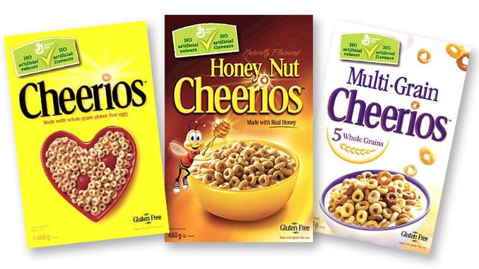 Cheerios Drops 'Gluten Free' Label In Canada